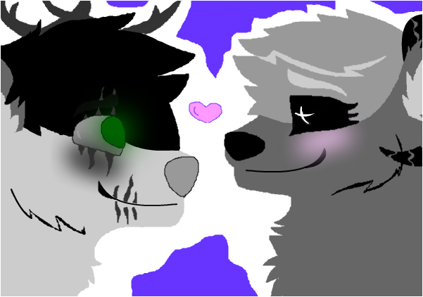 These Two <3 -Wolves