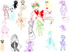 smol friends 8^)