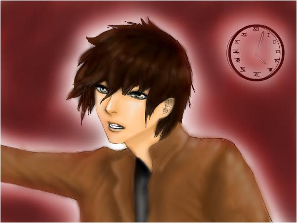 Aspen-otaku : Clocks character
