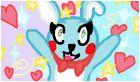 Cute Chibi Toy Bonnie <3 <3