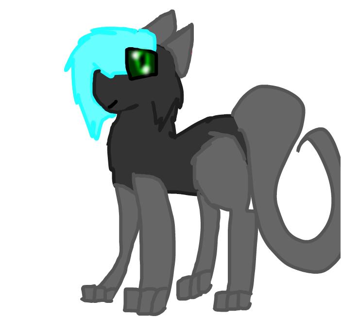 wcome back  Darkshadowwolfy