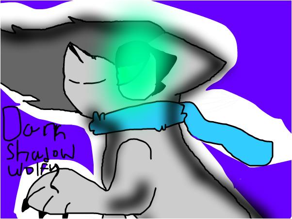 For Dark Shadow Wolfy ~Jelly