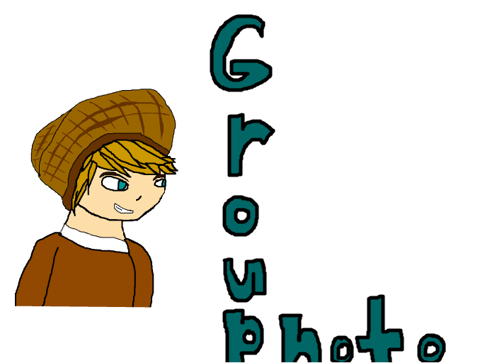 group photo! who wants in!? ~light