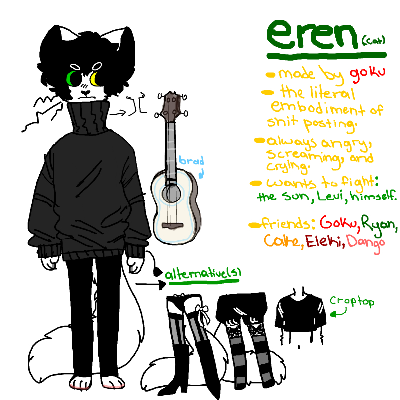 ref for this cool cat