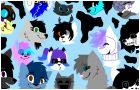 My Slimber Friends -Wolves