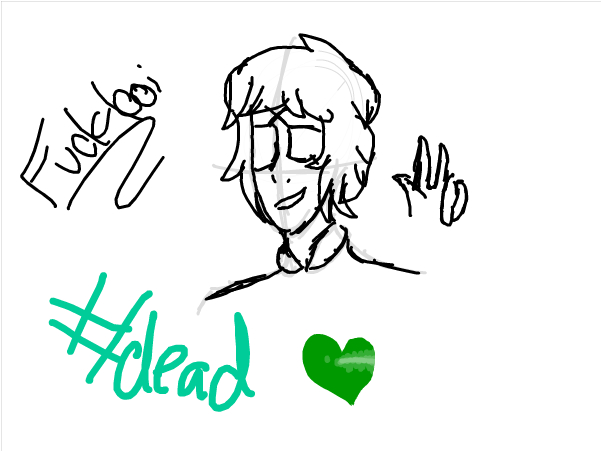 sum cool sketches bc i found my tablet