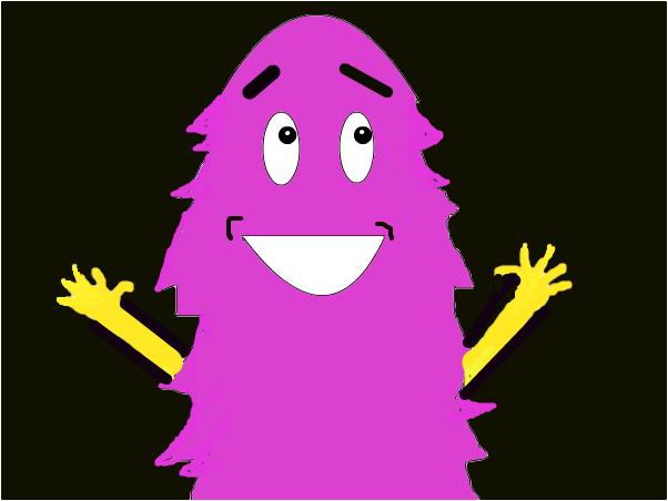 My Purple Friend