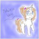 Makalese White