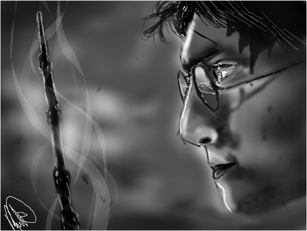 Harry Potter-And the deathly hallows