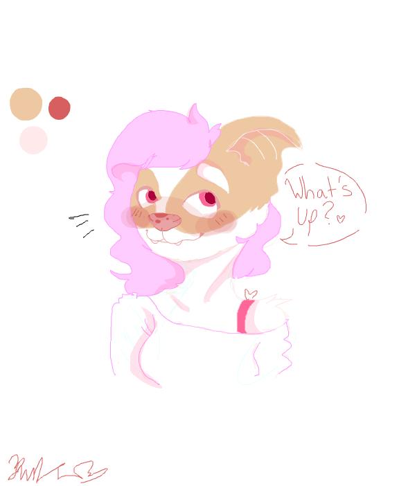 meet Roxy-Bunny