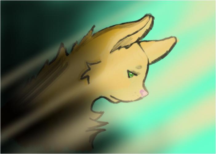 Sandstorm ~Kitten
