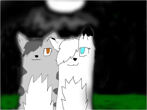 Thristleclaw x Snowfur