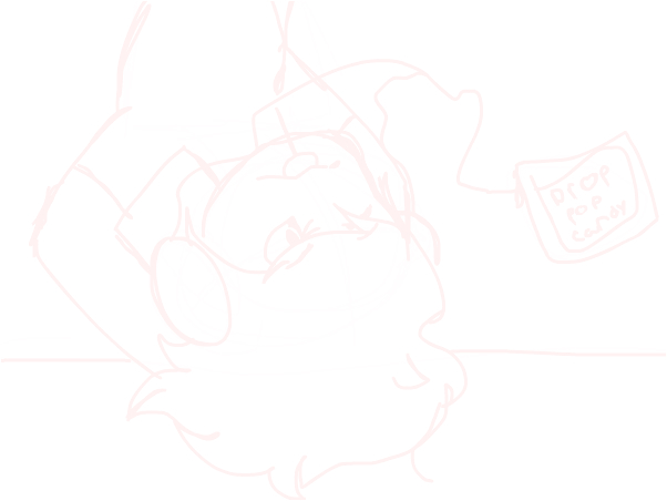 Why Hello There WIP ~ Yin-Wolf