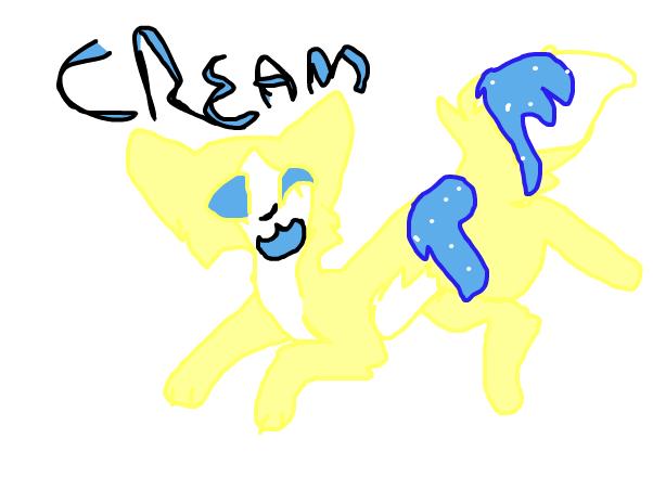 my oc Creamy~Night
