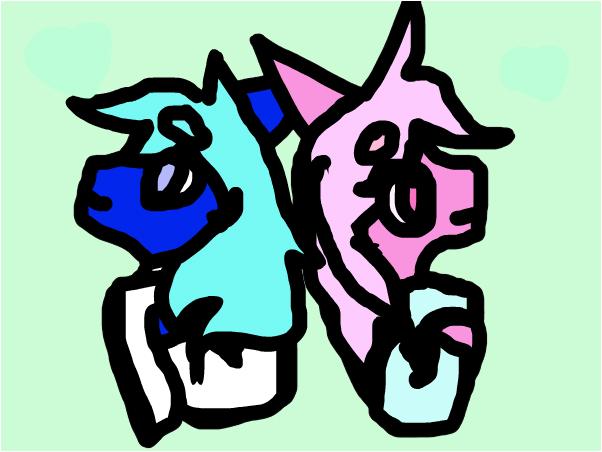 alaia and me~ :3