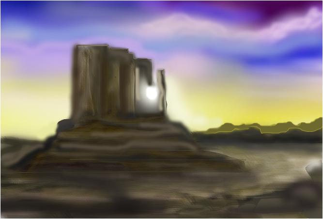 ANother desert