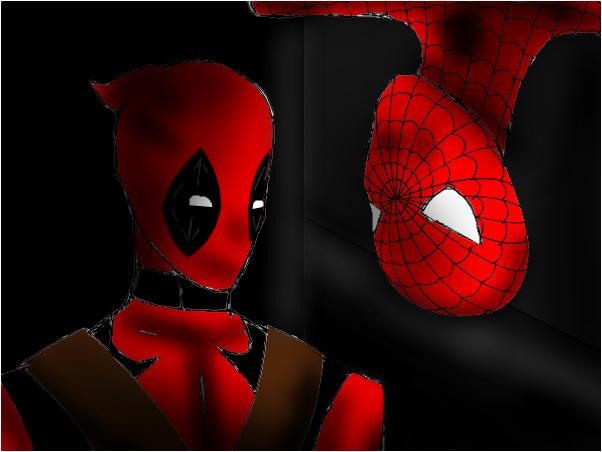 Deadpool & Spidy