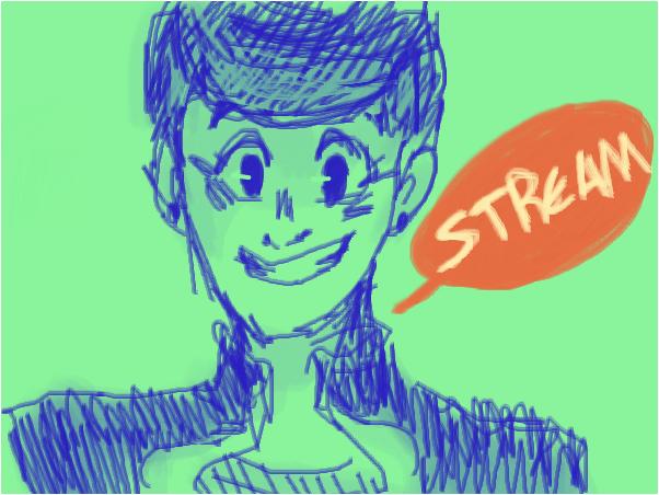 talk w/ me when i draw