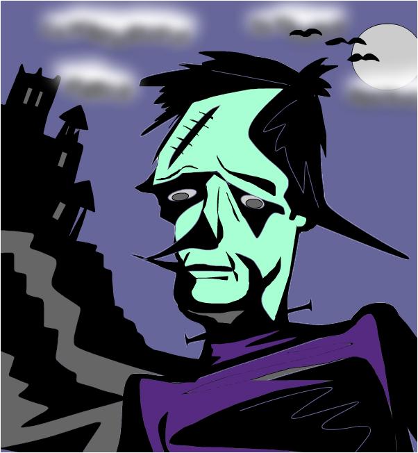 Franken-Face