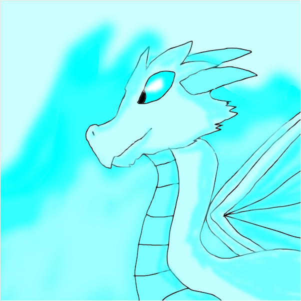 VERRRY BAD random dragon