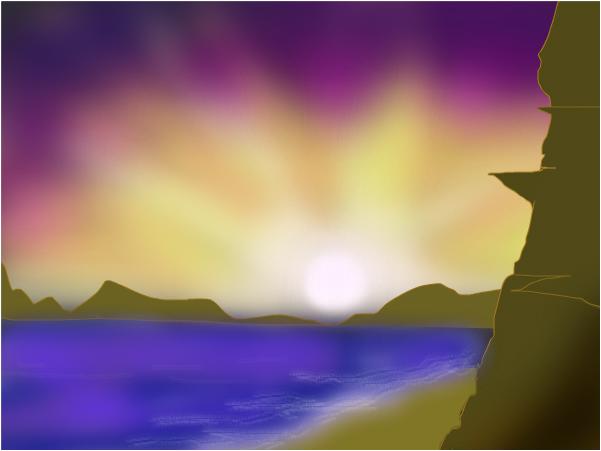 Sunset ect