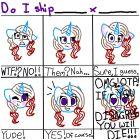 Do I ship chart ~ Rock'n Art