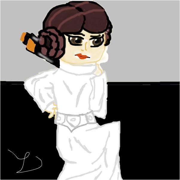 Princess Leia (Finished)