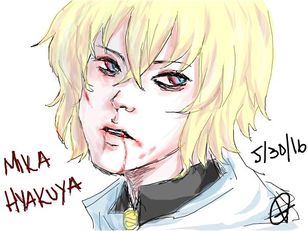 Mikaela Hyakuya (Owari no Seraph)