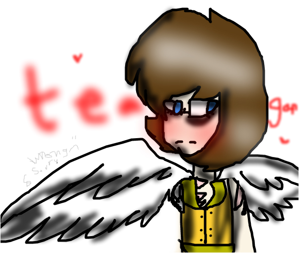 art trade with gothic/polly-kena
