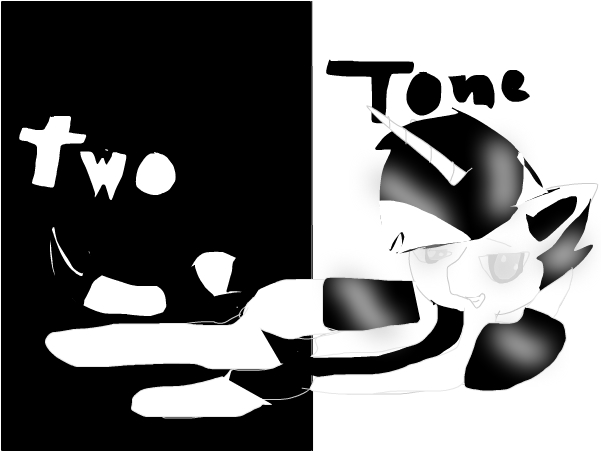 Two-Tone the troublesome