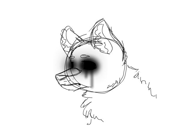 Bleh -Kitten