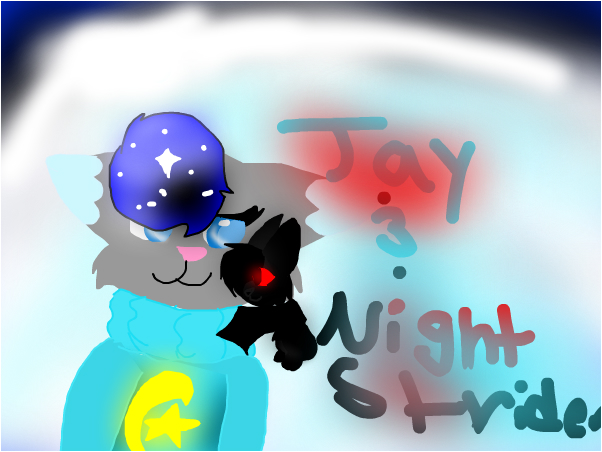 Jay x Nightstrider Contest Entry Jayfeather