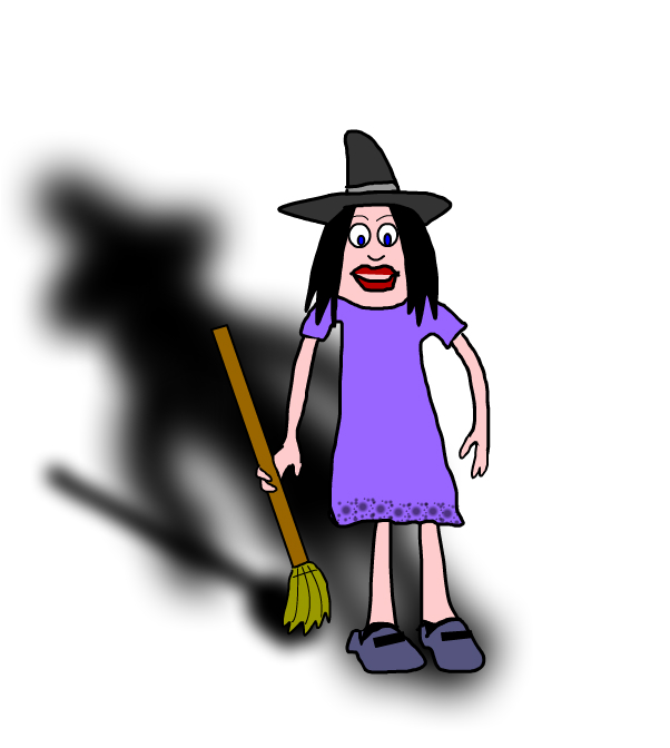 Maggie the Witch