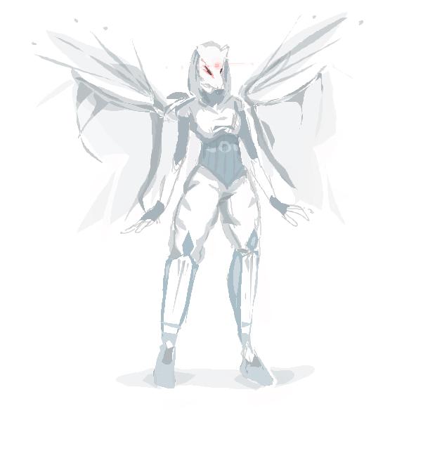 random char concept