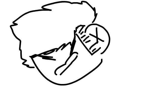 Current hair situation- EDAN