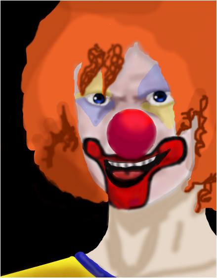 Clown WIP