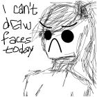 Aaaa I can't draw faces ~Alpha