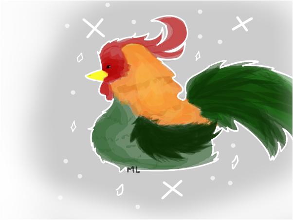 Chicken ^-^