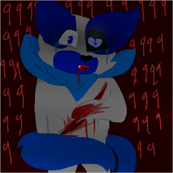 Kitty Blue death -The end drawing near.-