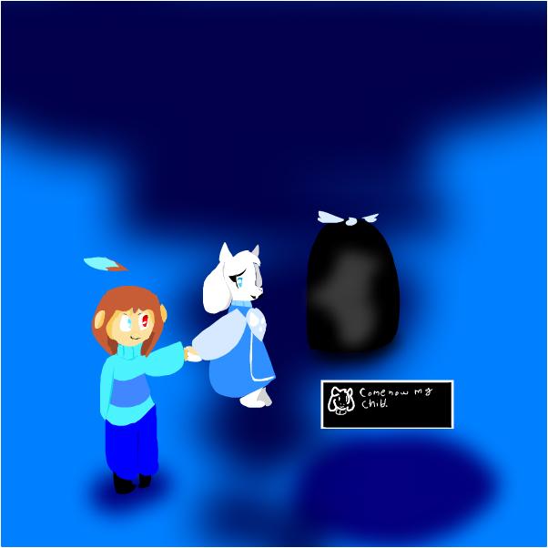 Blueberrytale. Comic (Prt 1) DESC