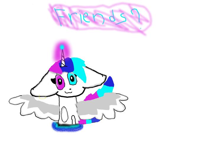 For silversteak: Can we be friends plz?