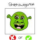 shrek: smash or pass