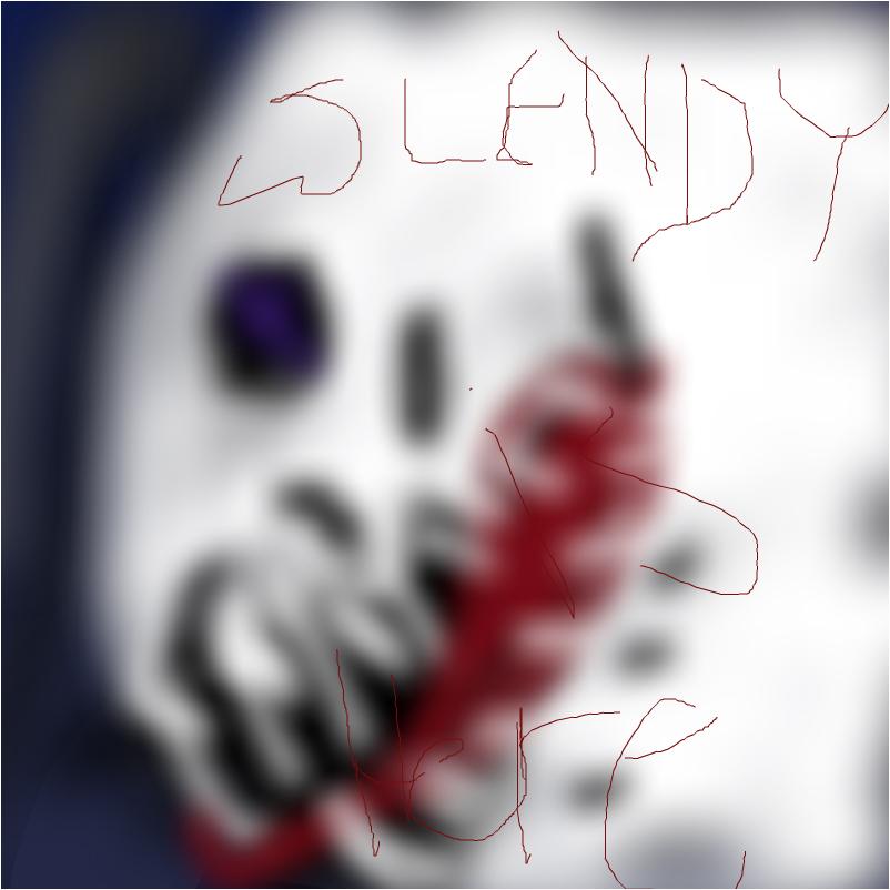 Slendy is here