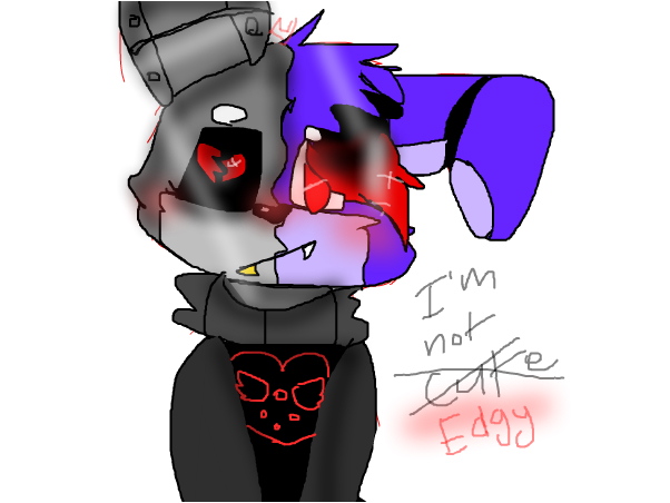 Redraw of this edgy child