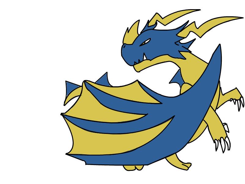 Storm Dragon Epic
