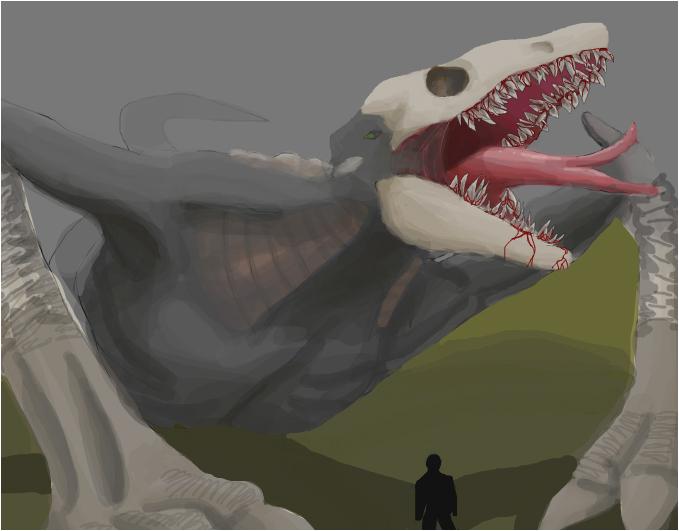 Skull Crawler wip