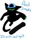 dont smoke nyall