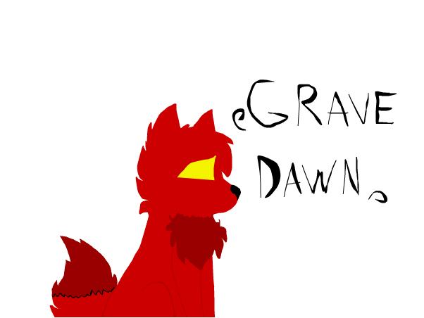 Happy Birthday GraveDawn~