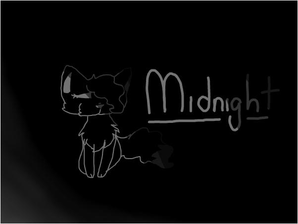 New OC: Midnight