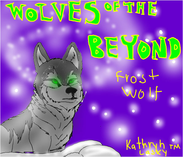 Wolves of the Beyond: Frost Wolf